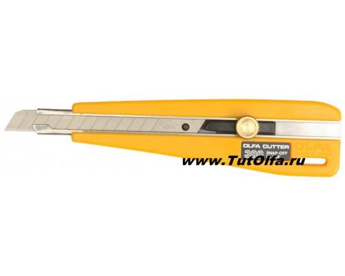 Нож OL-300 с широкой рукояткой, лезвие 9 мм