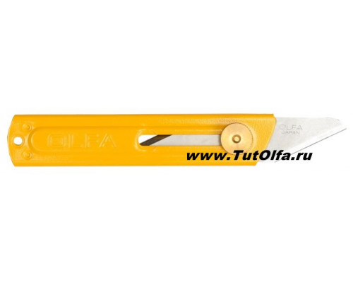 Нож OL-CK-1 хозяйственный 18мм