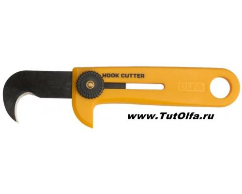Нож OL-HOK-1 с лезвием-крюком