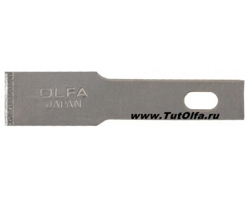 Лезвия OL-KB4-F/5 лопаточные для AK-4, 5шт