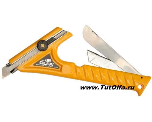 Нож OL-LL двуручный, 18мм