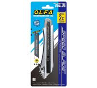 Нож OLFA в премиальном корпусе LTD с лезвием SPEED BLADE, «AUTOLOCK» фиксатор, 18 мм OL-LTD-AL-LFB