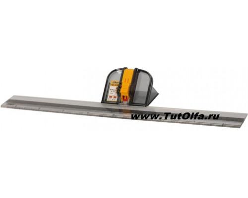 Резак OL-MC-45/DX для паспарту с линейкой, 2 лезвия
