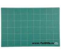Коврик OL-NCM-S проф. непрорезаемый А3 297-420 мм