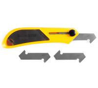 Резак для пластика OL-PC-L усиленный, 3 лезвия PB-800, 13 мм