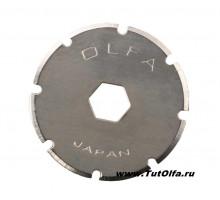 Лезвие OL-PRB18-2 круговое нерж. для PRC-2, 18 мм, 2 шт