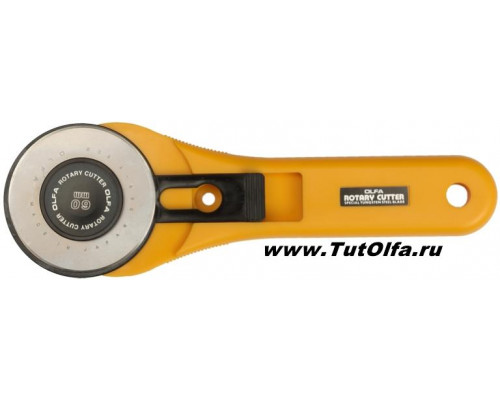 Нож OL-RTY-3/G круговой, 60 мм