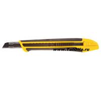 Нож OL-XA-1 с противоскользящим покрытием, автофиксатор