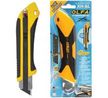 Нож OL-XH-AL автофиксатор, 25мм