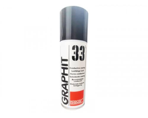 Графитовый спрей-аэрозоль Graphit 33