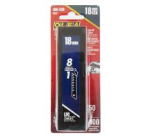 Лезвие OL-LBB-50B ультраострые, 18 мм, 50шт