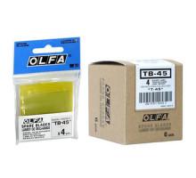 Лезвие OL-TB-45 специальное, для скребка TB-45, 4 шт